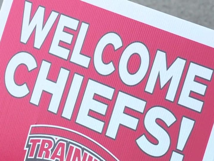 St. Joseph ready to welcome Chiefs back as they begin training camp practice