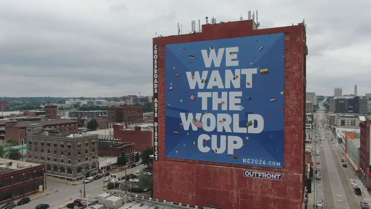 Kansas City still pushing to be 2026 World Cup host city