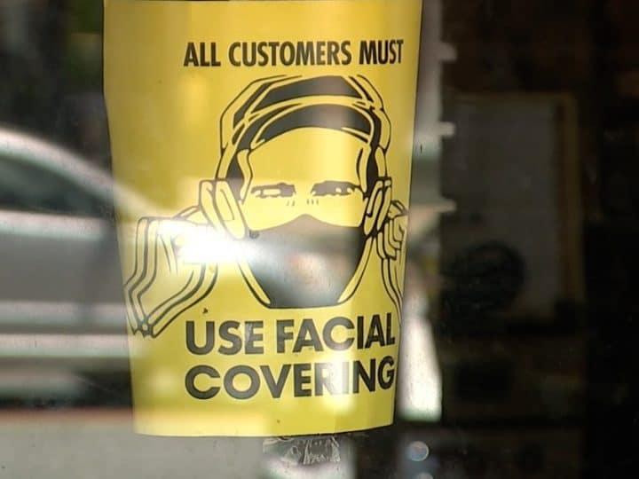 Kansas City, Missouri, businesses aim to peacefully enforce renewed mask mandate