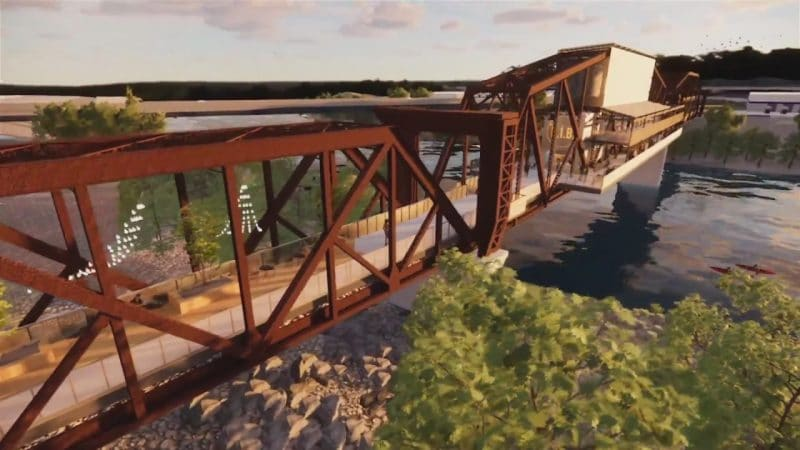 Kansas City bridge development to bring food, music and zip line