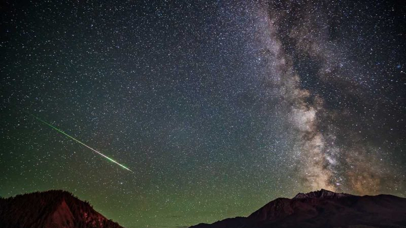 Look up, stargazers! Twin meteor showers will light up the night sky to close out July