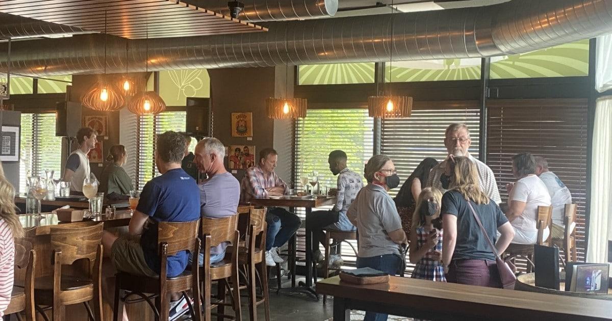 Kansas City-area restaurants keep tabs on the delta variant