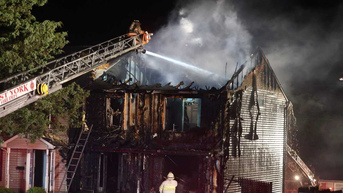 8-year-old boy in Pennsylvania dies after house fire caused by discarded fireworks