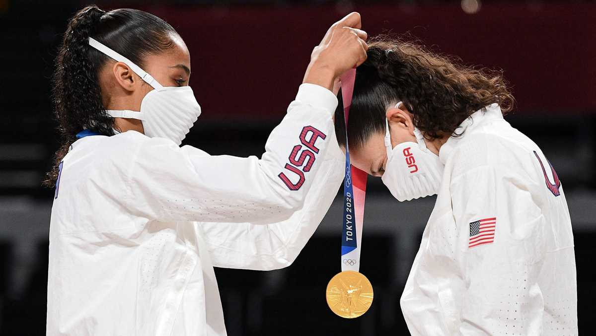 Team USA finishes with the most golds and total medals at Tokyo Olympics