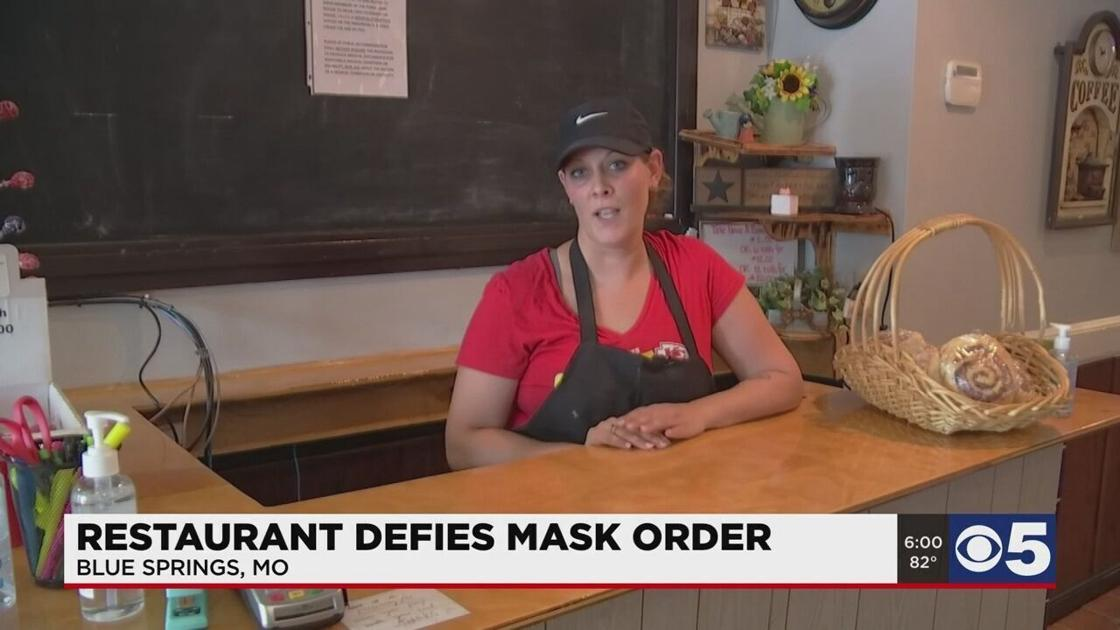 Health department shuts down Kansas City-area restaurant that defied mask mandate   Coronavirus COVID-19 News